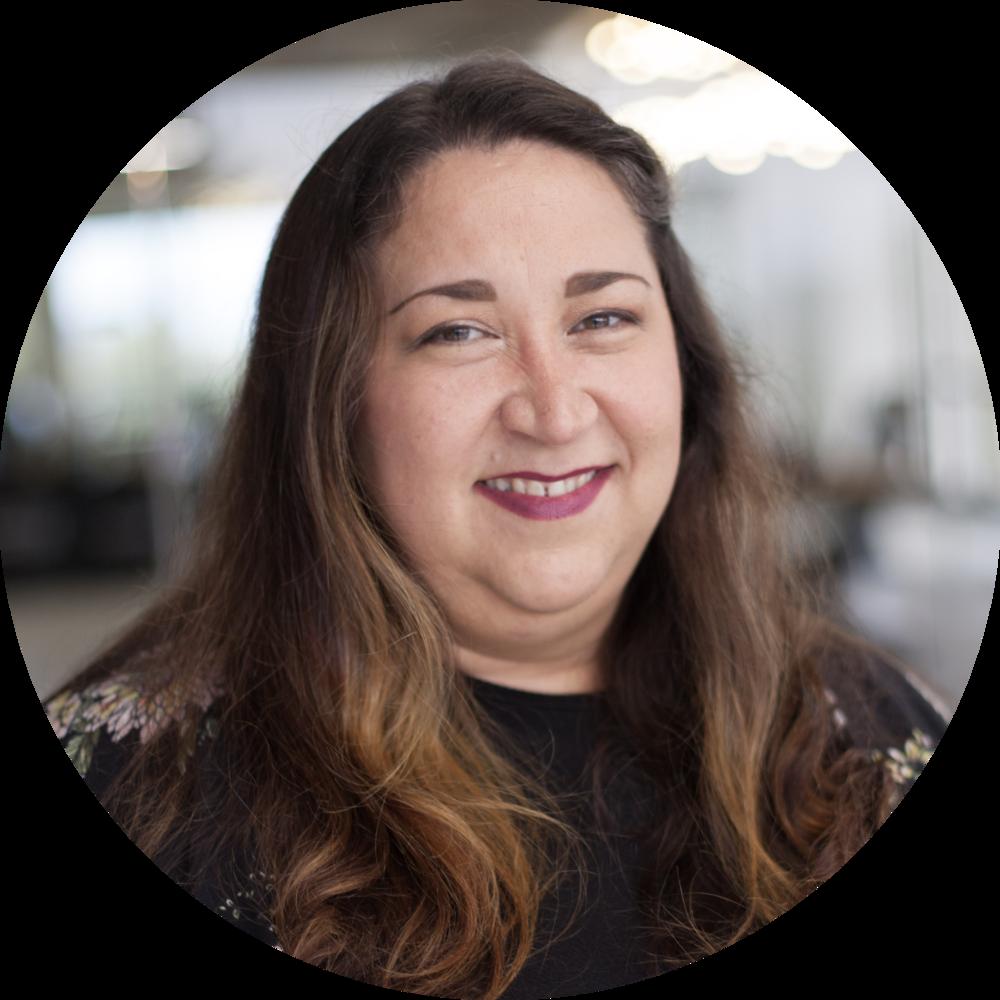 Liana Binder, Account Manager -