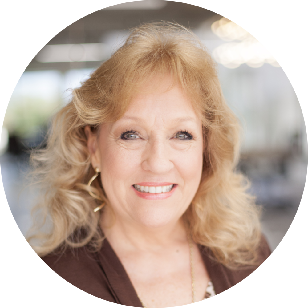 Cindy Lou Smith, Account Manager -
