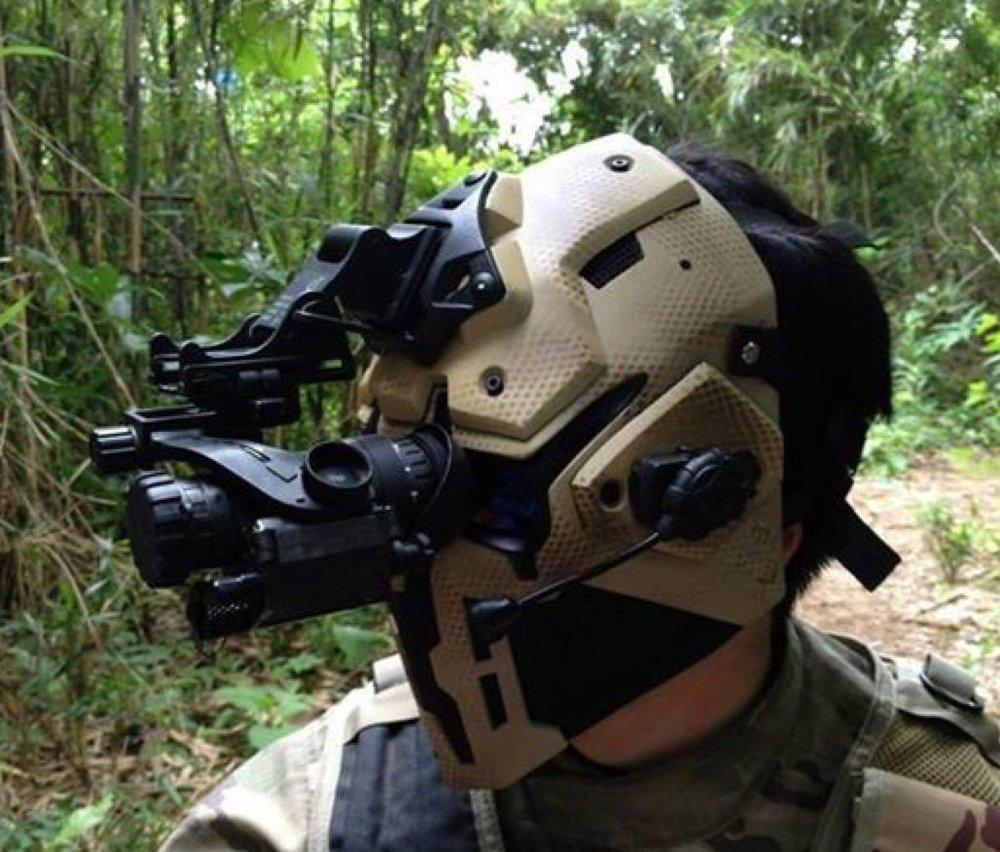The Devtac Ronin Mask