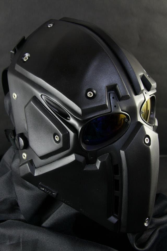 The Devtac Ronin Kevlar Ballistic Mask