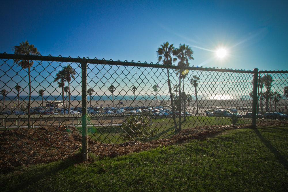 Crescent Park - Santa Monica, CA Sept. 9th, 2017