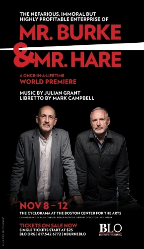 The Making of  'BURKE & HARE'