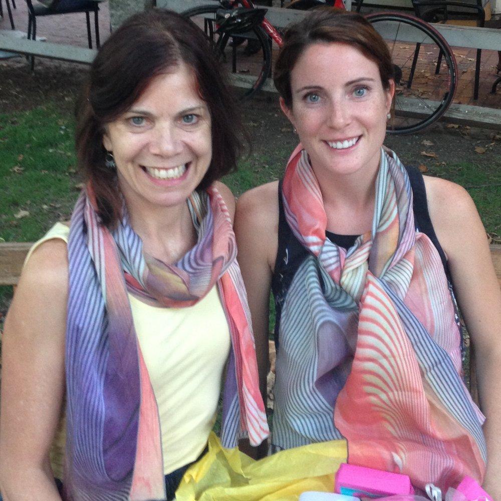 Empower scarf