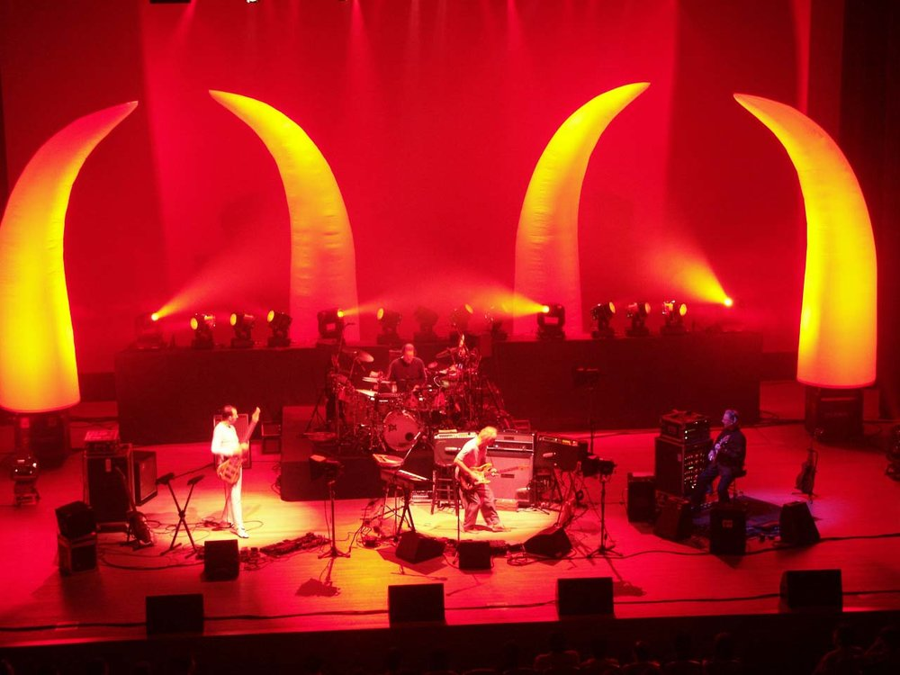 King Crimson in Moscow
