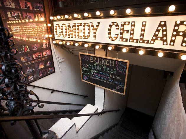 Bring your dad to come laugh!! 06/17/2018 4-6pm The Comedy Cellar $5 cover