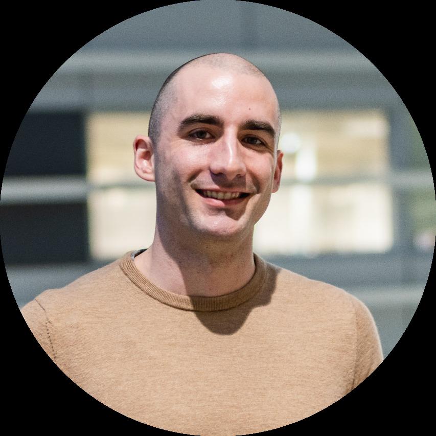 Jeremy Braun, co-Lead  Physics and Math