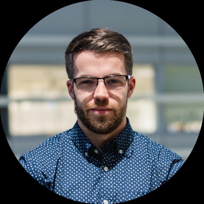 Bryce Geeraert, co-Lead  Industry and Community