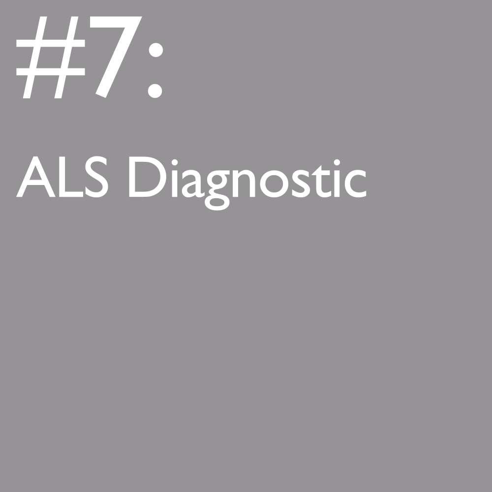 We have developed an algorithm which takes inputted patient data to derive the correct classification of ALS based of a number of validated criteria. The objective of this challenge is to build upon this work by developing user friendly interfaces (apps/websites) that clinicians may be inclined to use. This includes publish the existing iOS app on the App Store, convert swift code to create a responsive progressive web app which may also be published on the Google play store and the Microsoft store, convert swift code into a redcap data dictionary algorithm and build upon the current app to provide an education section that explain the logic behind why the algorithm decides to classify the patient in a certain way.