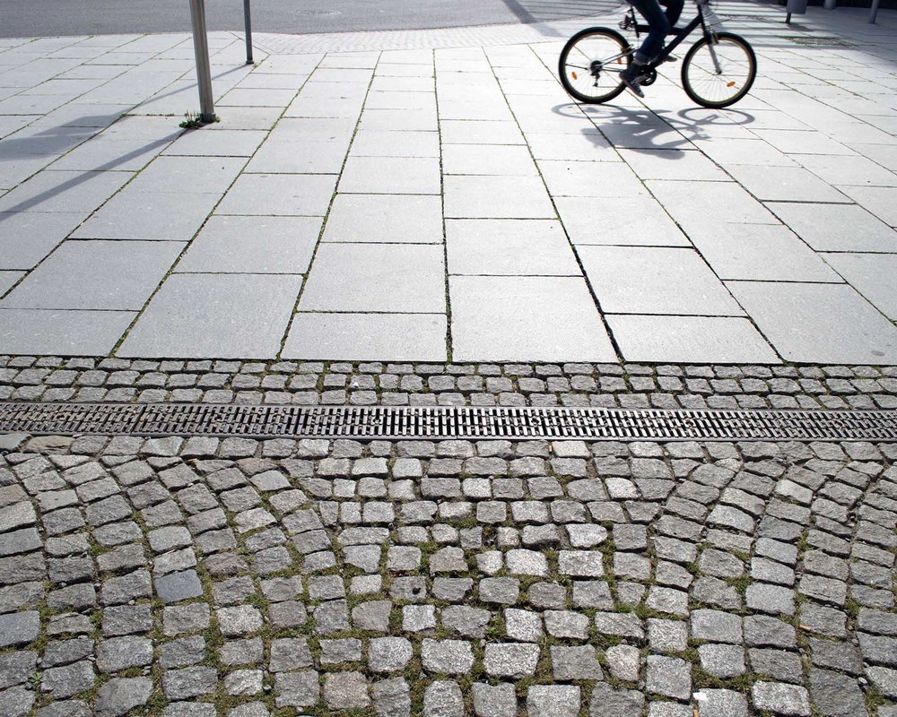Street Grate, Dresden, Germany