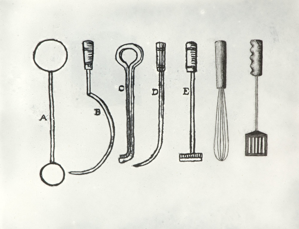 Alchemical Utensils