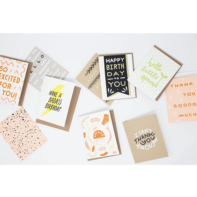 So many occasions that need celebrated! How do you celebrate? In the age of texting gifs and sending e-cards...be a snail mail-card giving type❤️🥰...you'll be glad you did (@worthwhilepaper and I will be glad you did too!) . . . . #vailheadquarters #vailhq #temeculagiftshop #wearebeacons #betrayzy #gifts #handmade #original #design #art