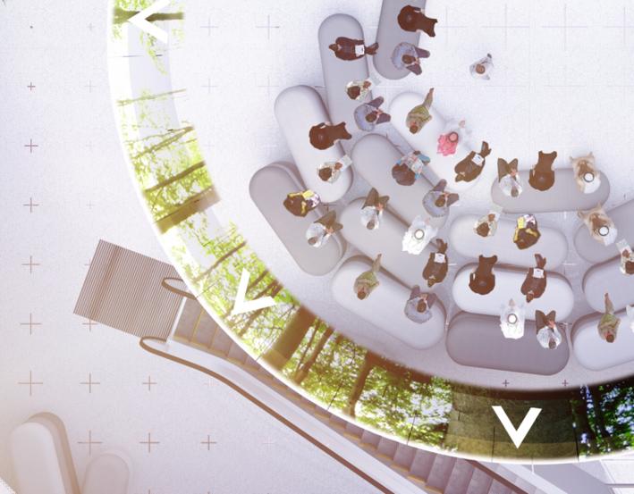 منطقة 2071:اذا لو كان سوق الإمارات الإبداعي مكانًا حقيقيًا يمكنك زيارته؟ -