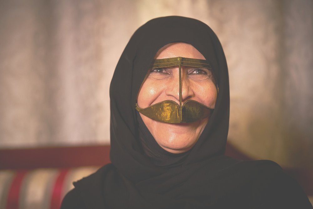 How might we discover an iconically Emirati meaning of wellbeing? -
