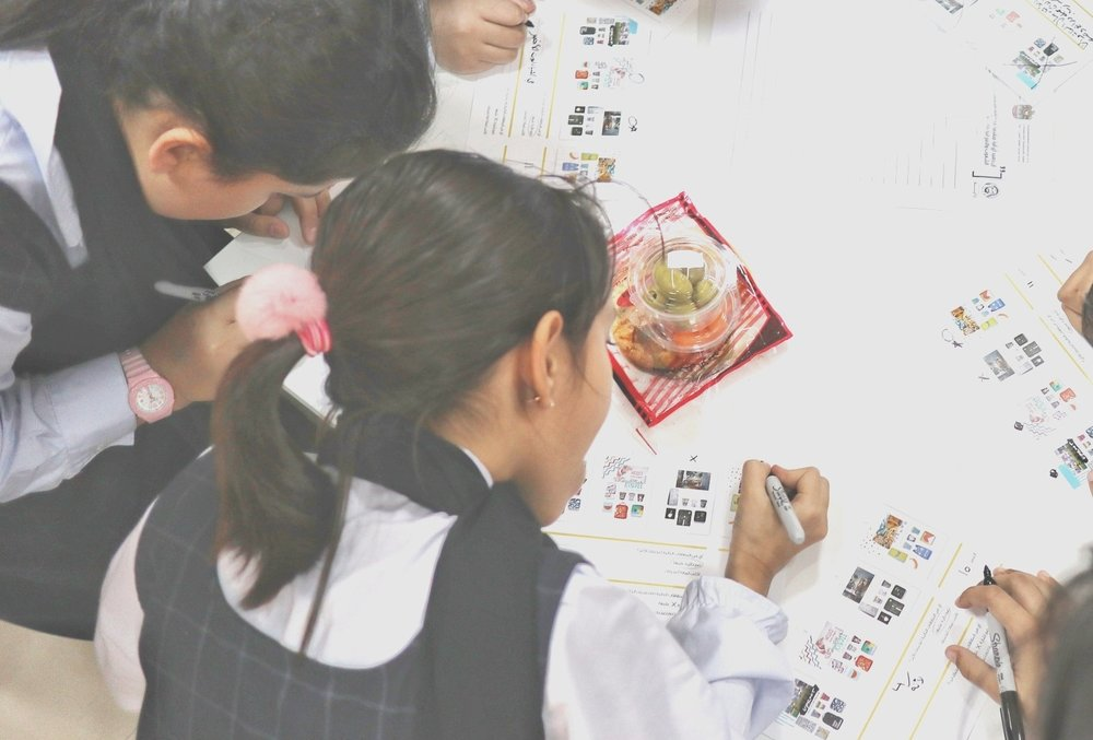 How might we spark food curiosity among youth? -