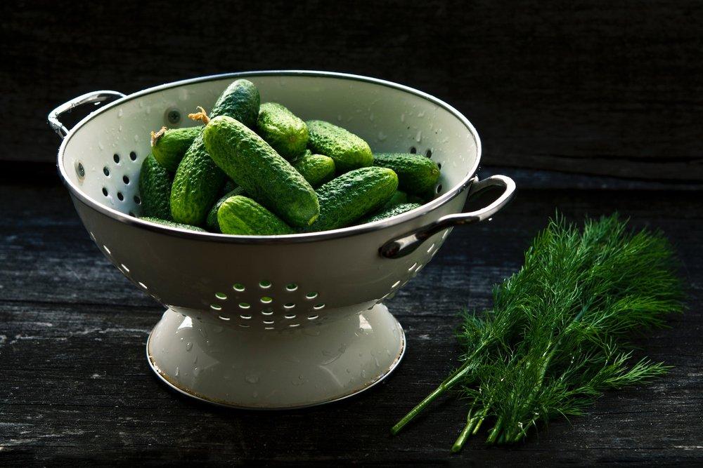 Flippin' Pickles   The Tish Kitchen