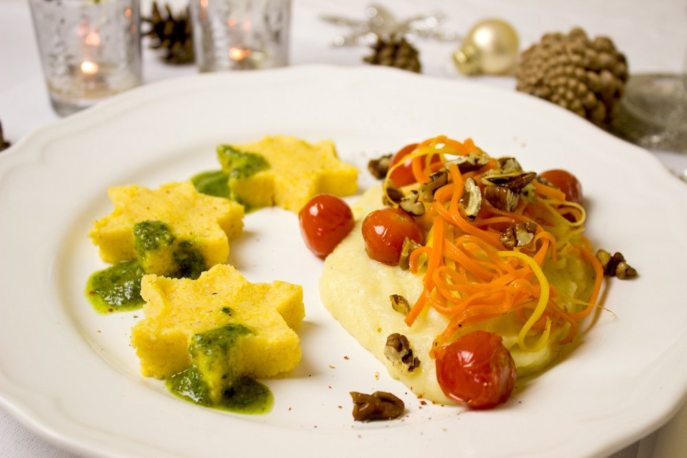 Baked Polenta | The Tish Kitchen