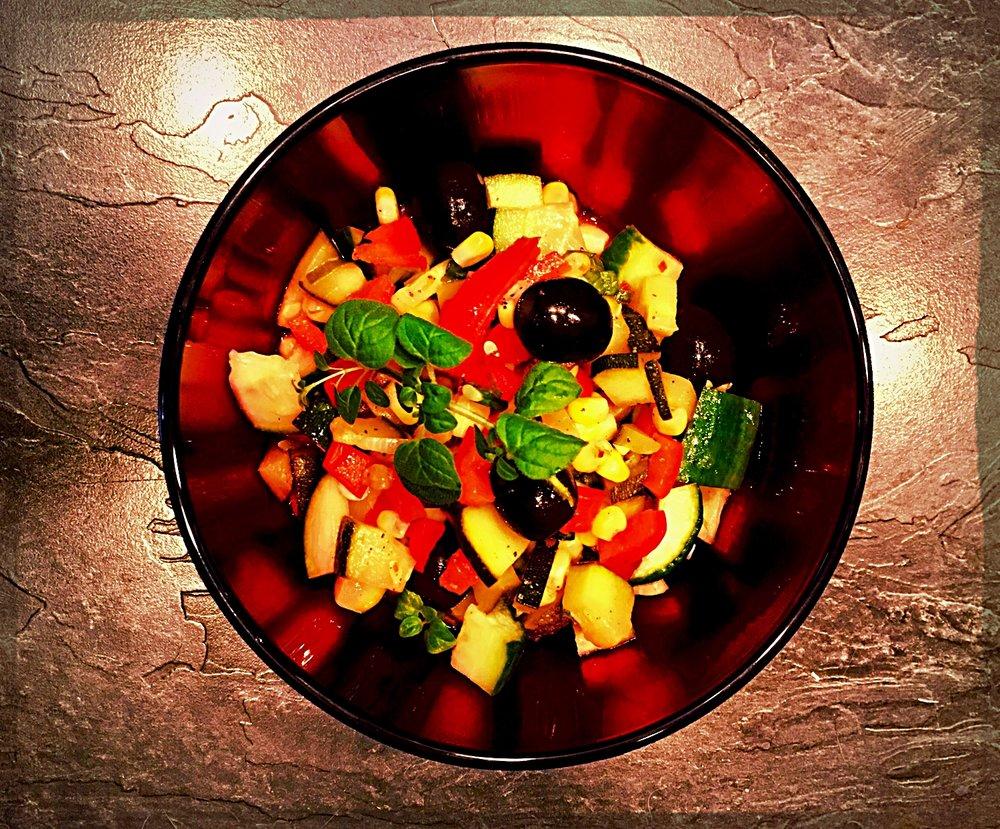 Summer Solstice Salsa | The Tish Kitchen | Food Blogger