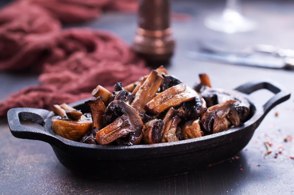 Mushroom Mania or Let'em Eat Cake | The Tish Kitchen | Food & Lifestyle Blogger