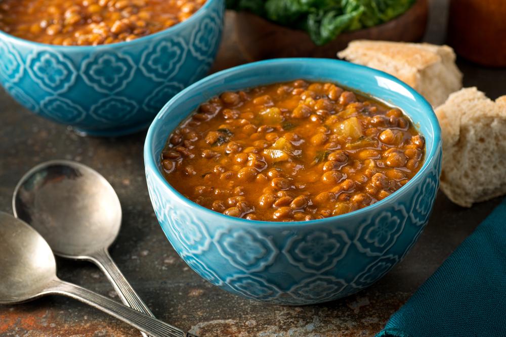 Lentil Soup   The Tish Kitchen   Food & Lifestyle Blogger