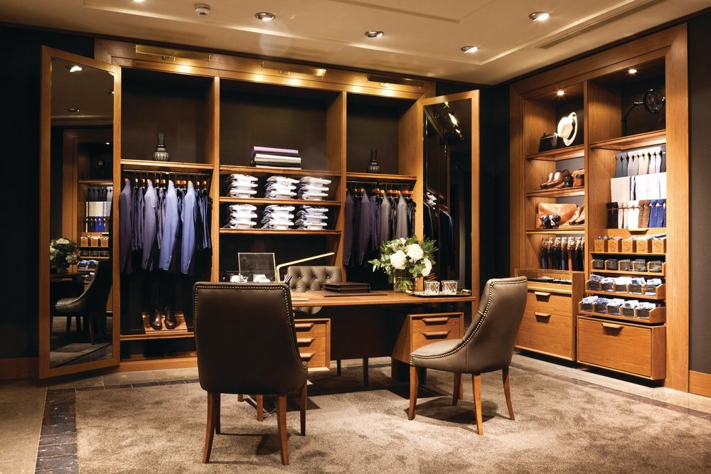 The Store Comes to You - Your schedule. Your place. Your style. Perfect fit. Delivered and managed for you. It doesn't get more luxurious than this.