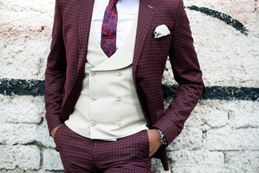 Fearless Style - Nothing says confidence and success quite like wearing your own style fearlessly. Whatever your style, from classic to modern to easy casual. We do it all.