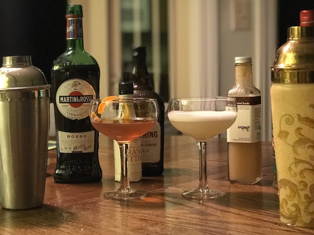 Canadian Cocktails