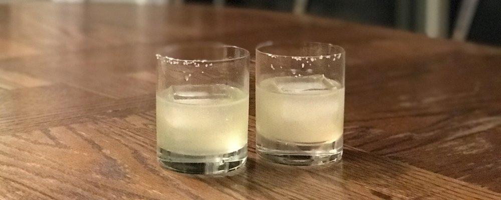 Mayan Margarita -- Salud!