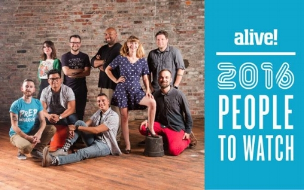 2016 People to Watch | Columbus Alive! (2016)