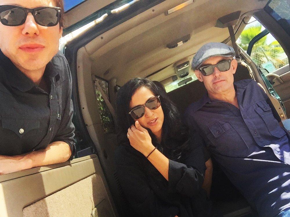 W Tom in Van .JPG
