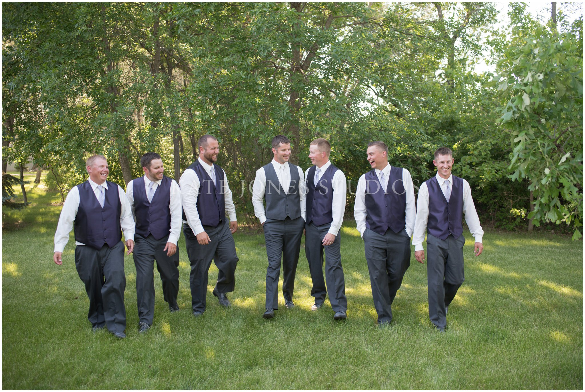 plum vest gray pants groomsmen