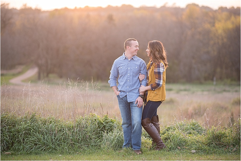 country couples portrait