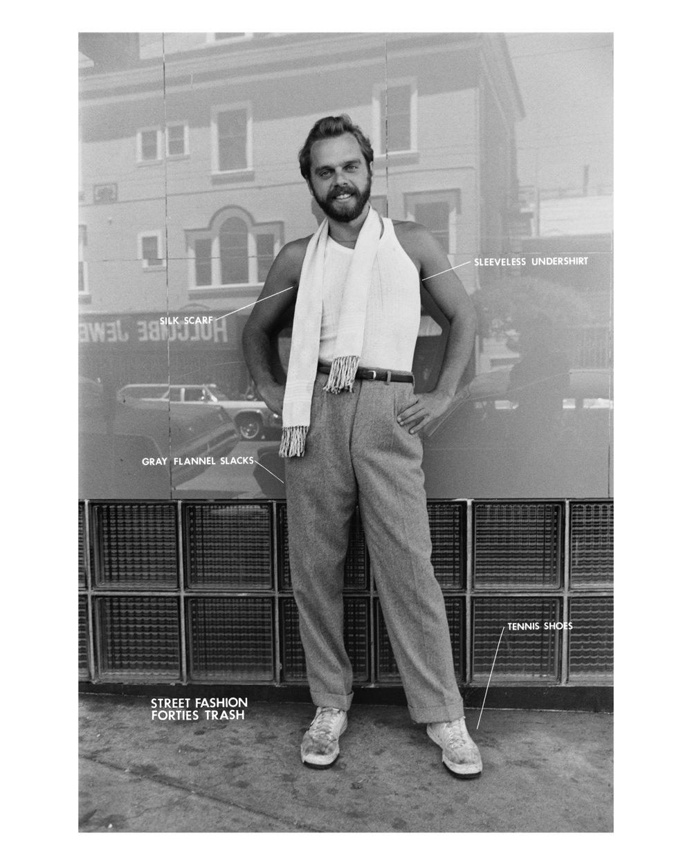 Street Fashion: Forties Funk