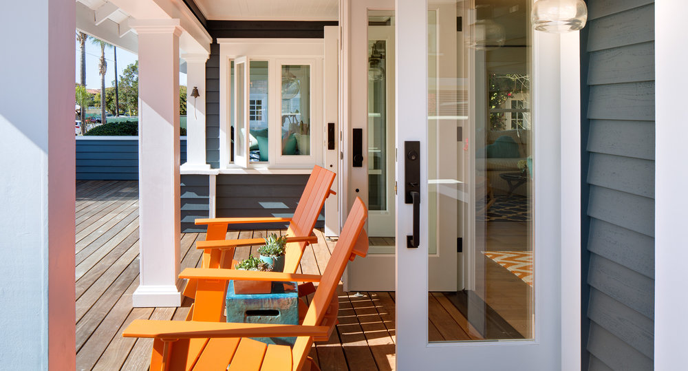 WINDSOR french doors and double casements