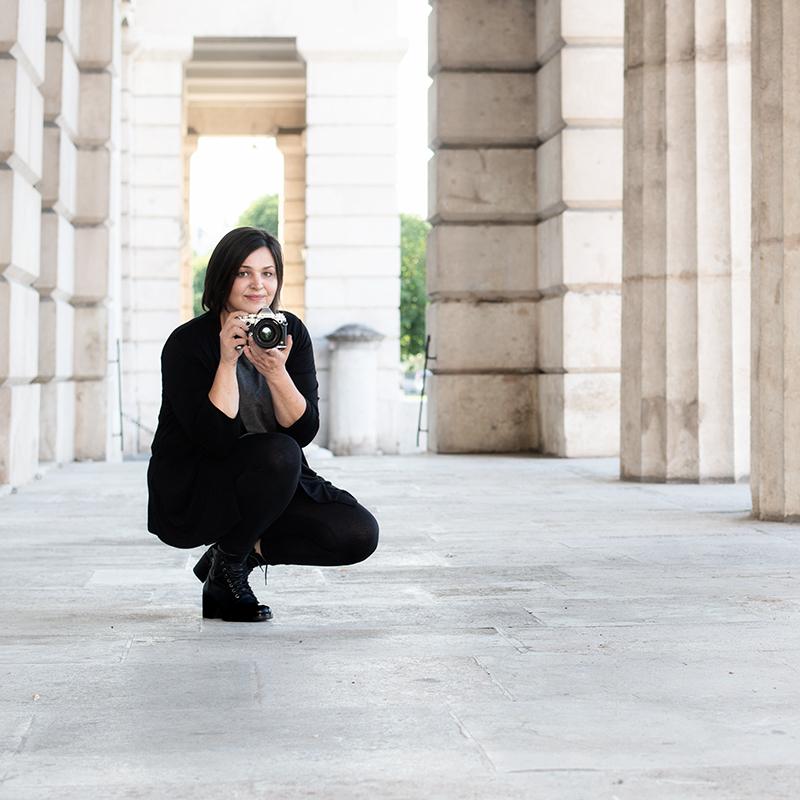 Claudia Spieß, Fotografin aus Wien