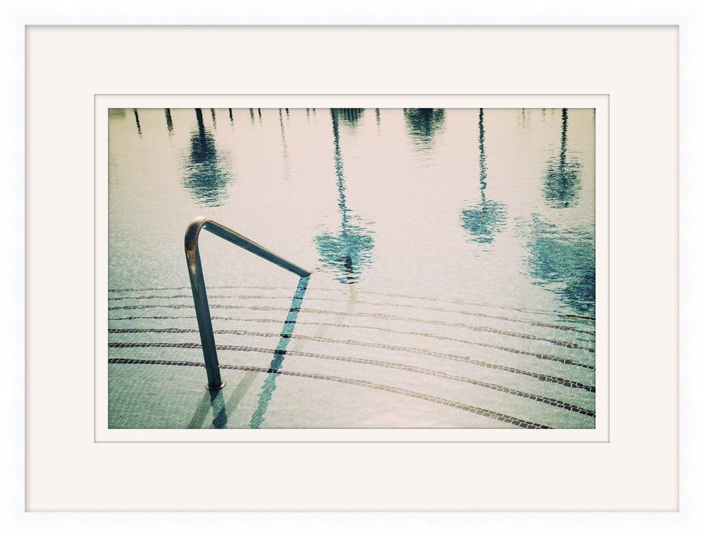 Palm Reflecting Pool