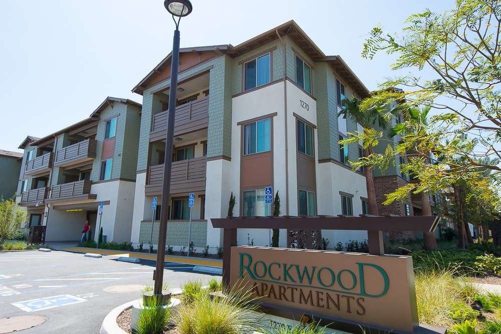 Rockwood Apartments, Anaheim