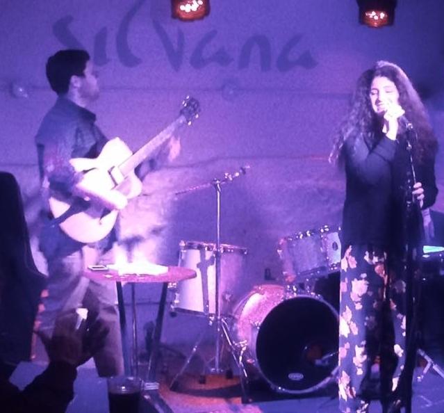 Rosie Yadid - NYC jazz singer