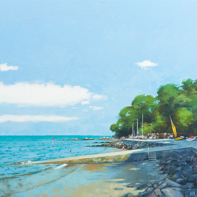 SOLD  - 'Seagrove bay'