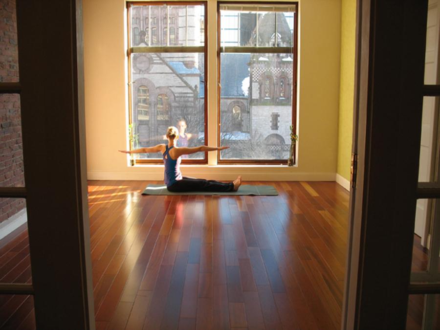 OMBE Yoga Studio