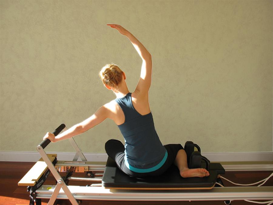OMBE Reformer Pilates