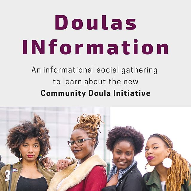 Registration is open!! www.aabnetwork.org/cdi  Join us... March 28th at 6pm  3017 W. Juneau Ave  As we share with doulas about the Community Doula Initiative, a project with the African American Breastfeeding Network.  DM with questions!  #doula #blackdoulas