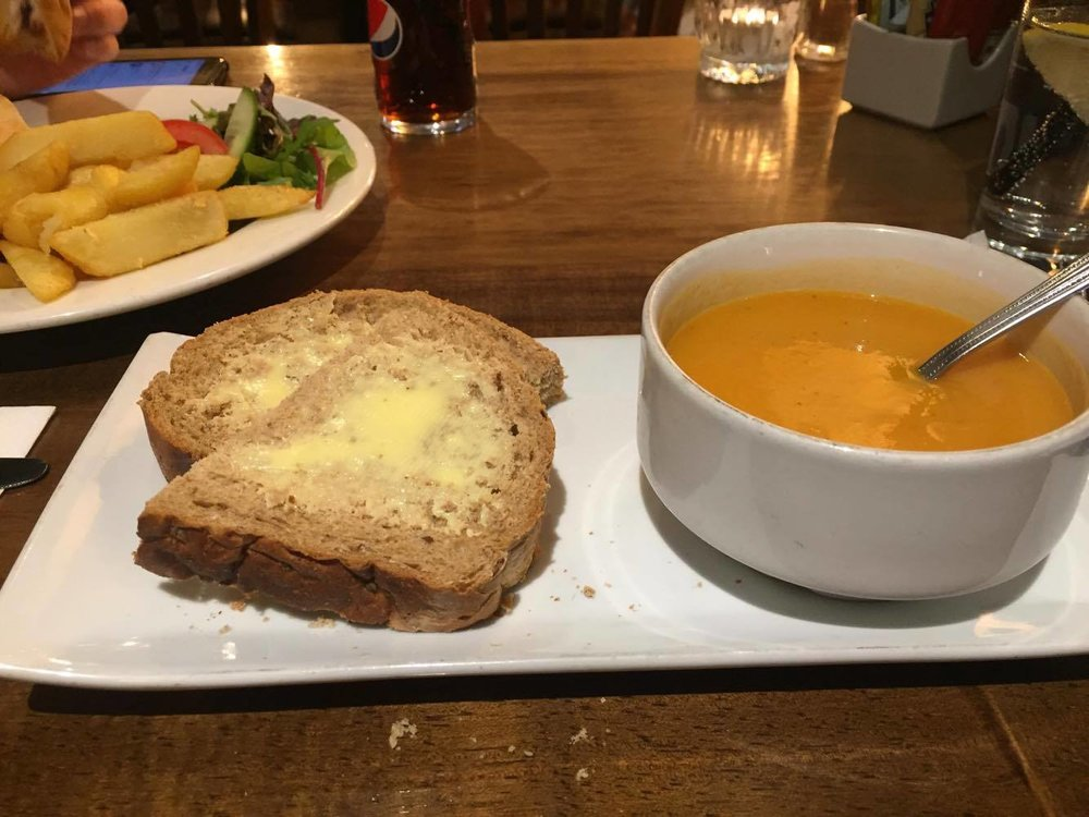 Food Faves In Edinburgh!