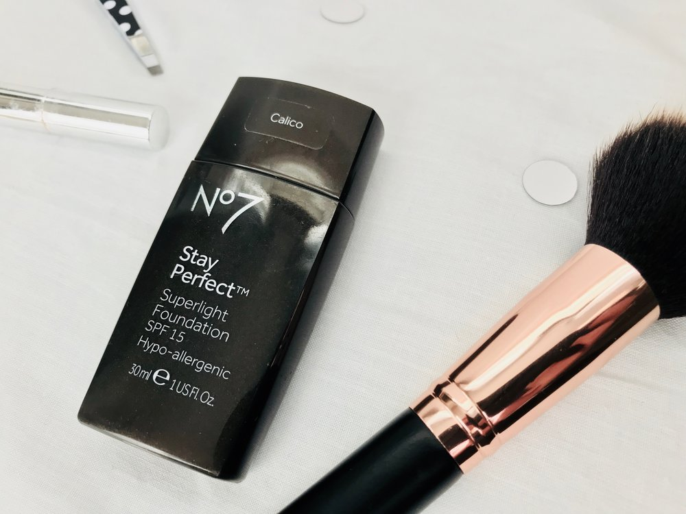 3 No.7 Products Always In My Make Up Bag!