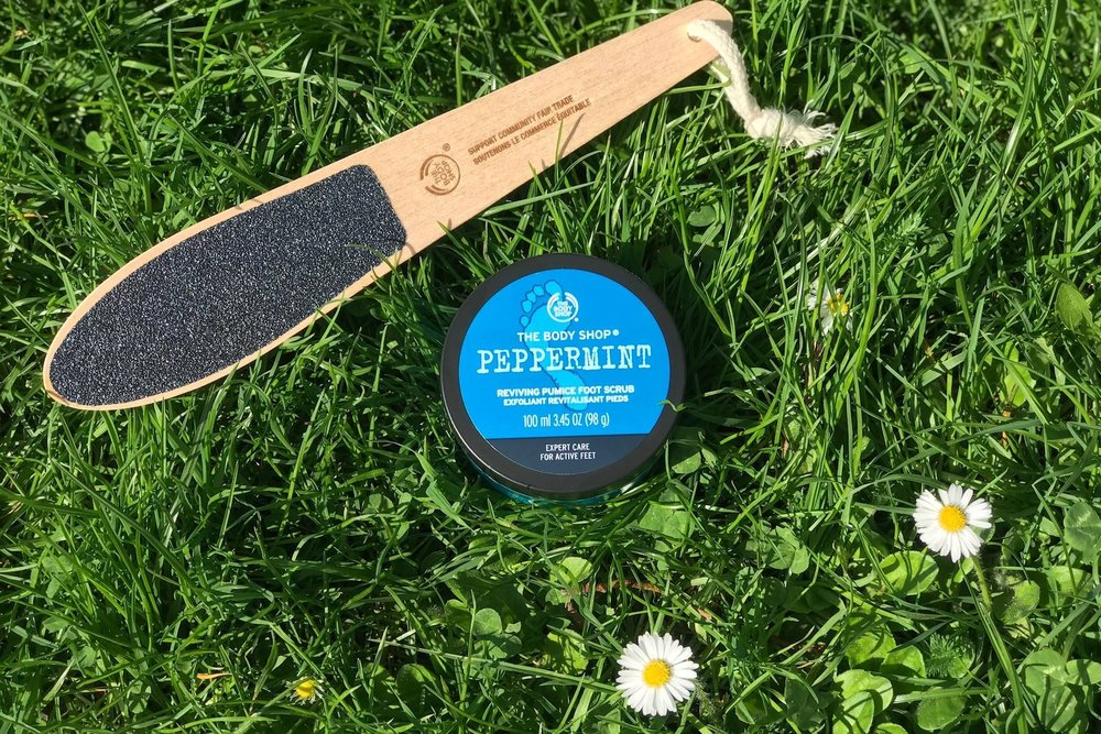 Foot Care | The Body Shop
