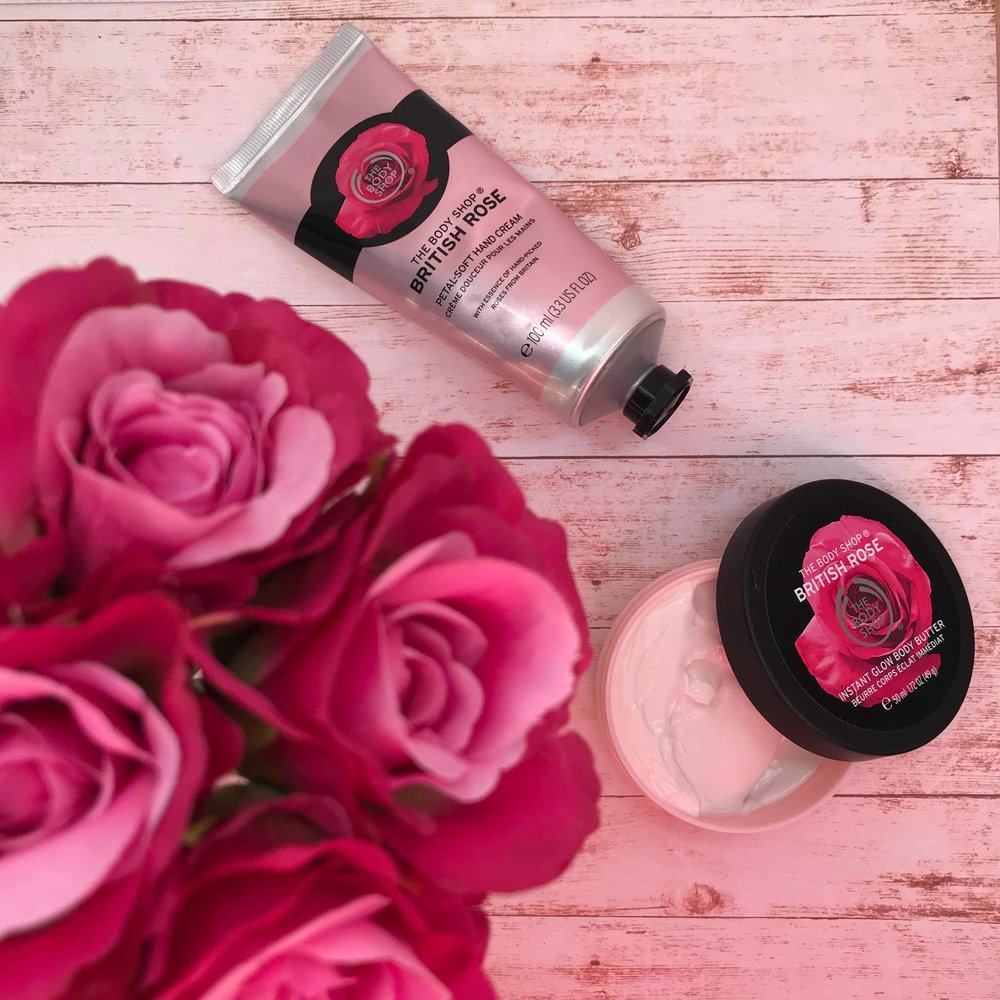 The Body Shop | British Rose