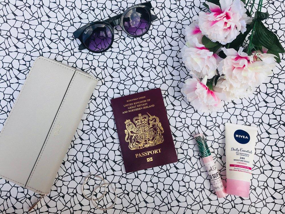 Travelling Essentials!