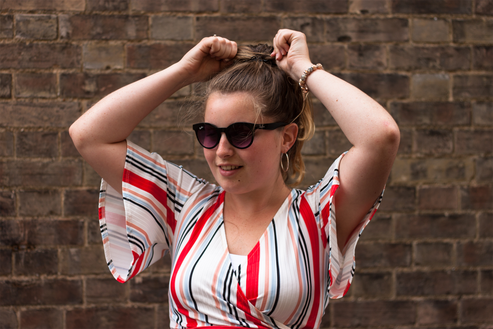 The stripy top from @Newlook