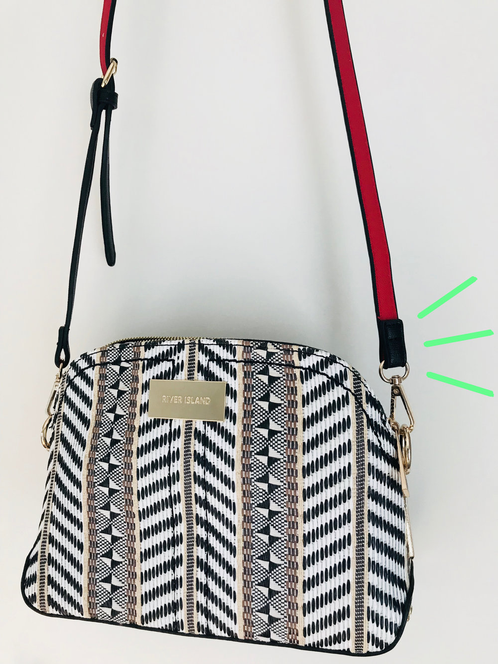 River Island Aztec bag | My Current Fave High Street Bags!