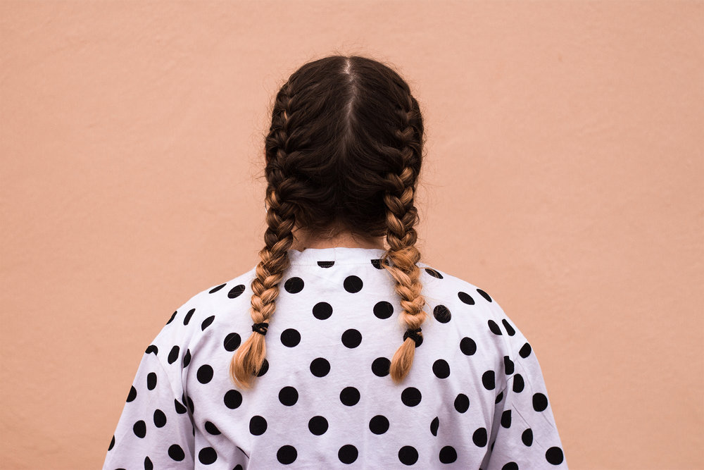 Putting The Love Back Into My Hair | French plaits