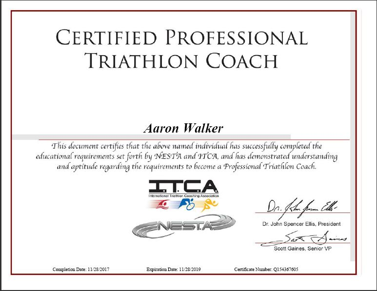 ITCA Certification.JPG